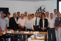 réunion Conseillers du salarié - 22/09/2015