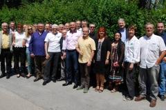 photo réunion UD 06 - juin 2016