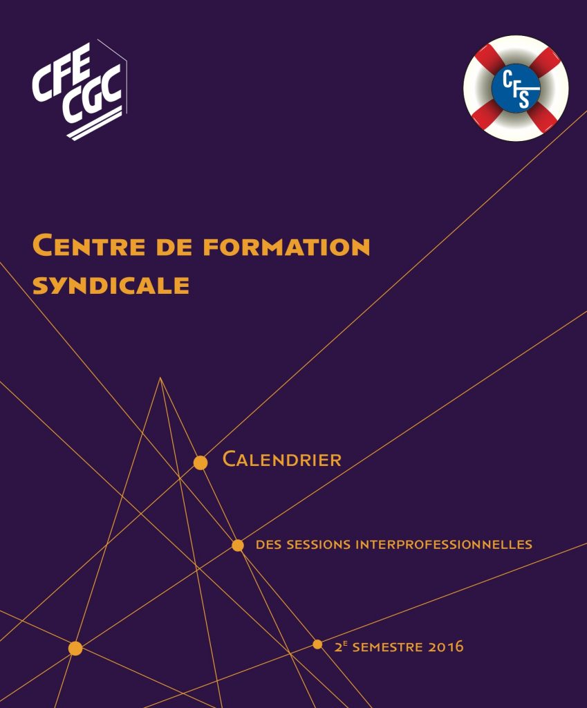 Formation 2016 2eme T