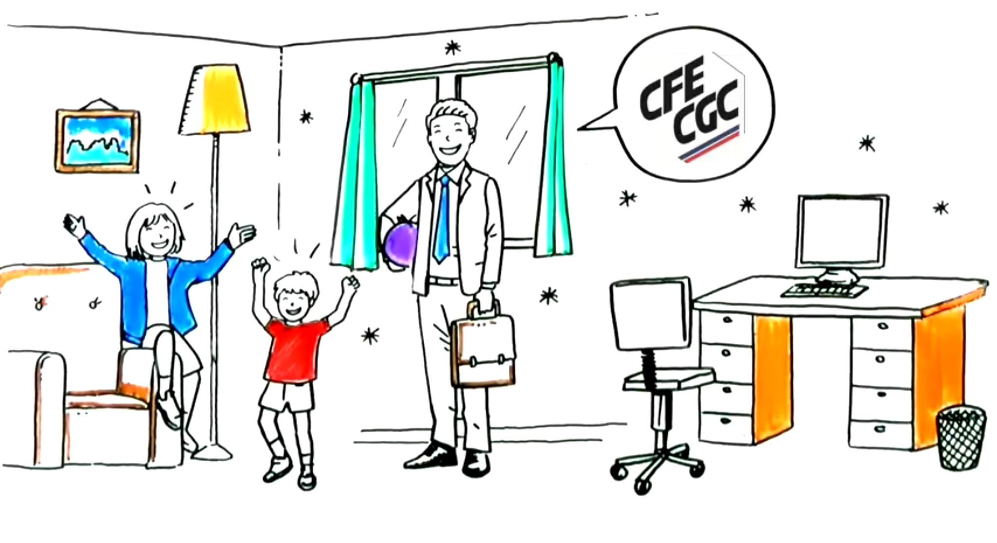 Élections TPE CFE CGC